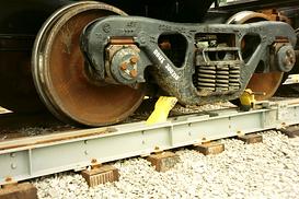 CUB Railcar Mover