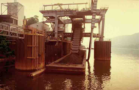 Continuous Barge Unloader