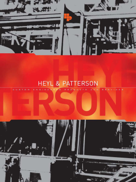Heyl & Patterson Corporate Brochure