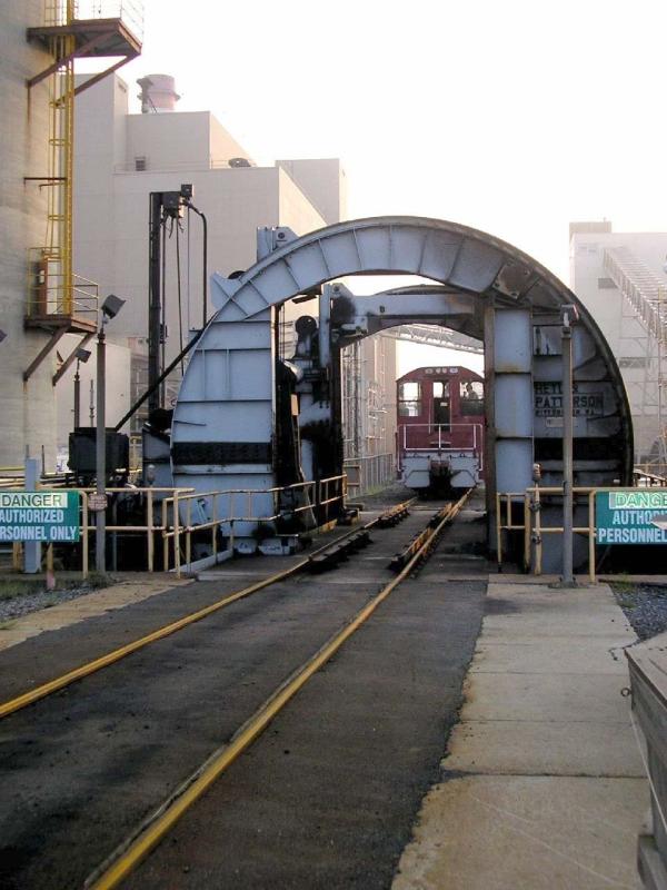 Railcar Dumper