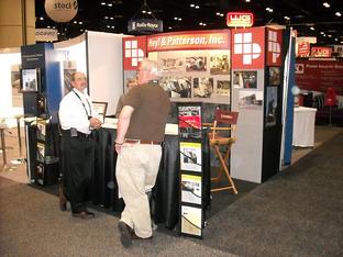 Heyl & Patterson at Power-Gen 2010