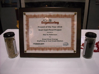 Project of the Year Award 2010