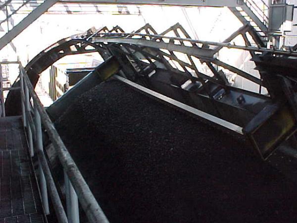 Rotary Coal Dumper