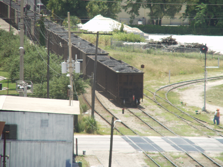 Coal Train Approach
