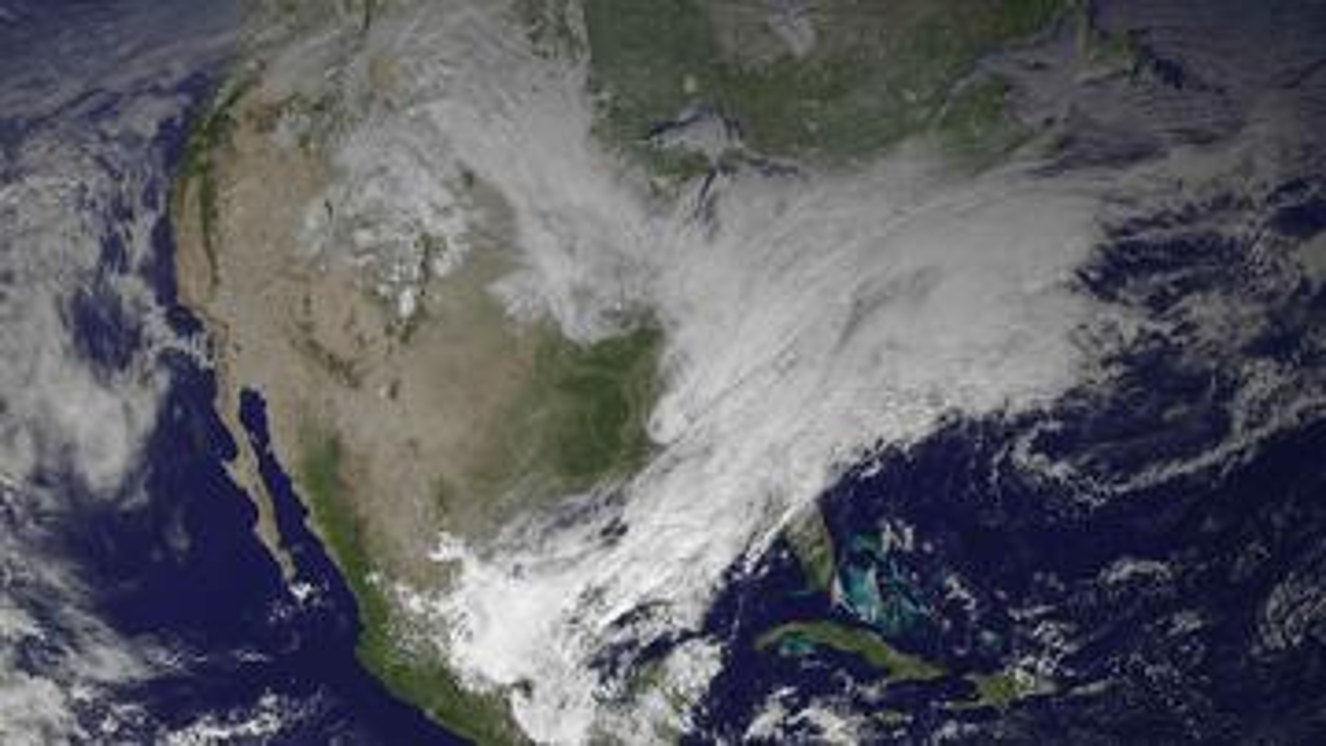 winter weather radar map