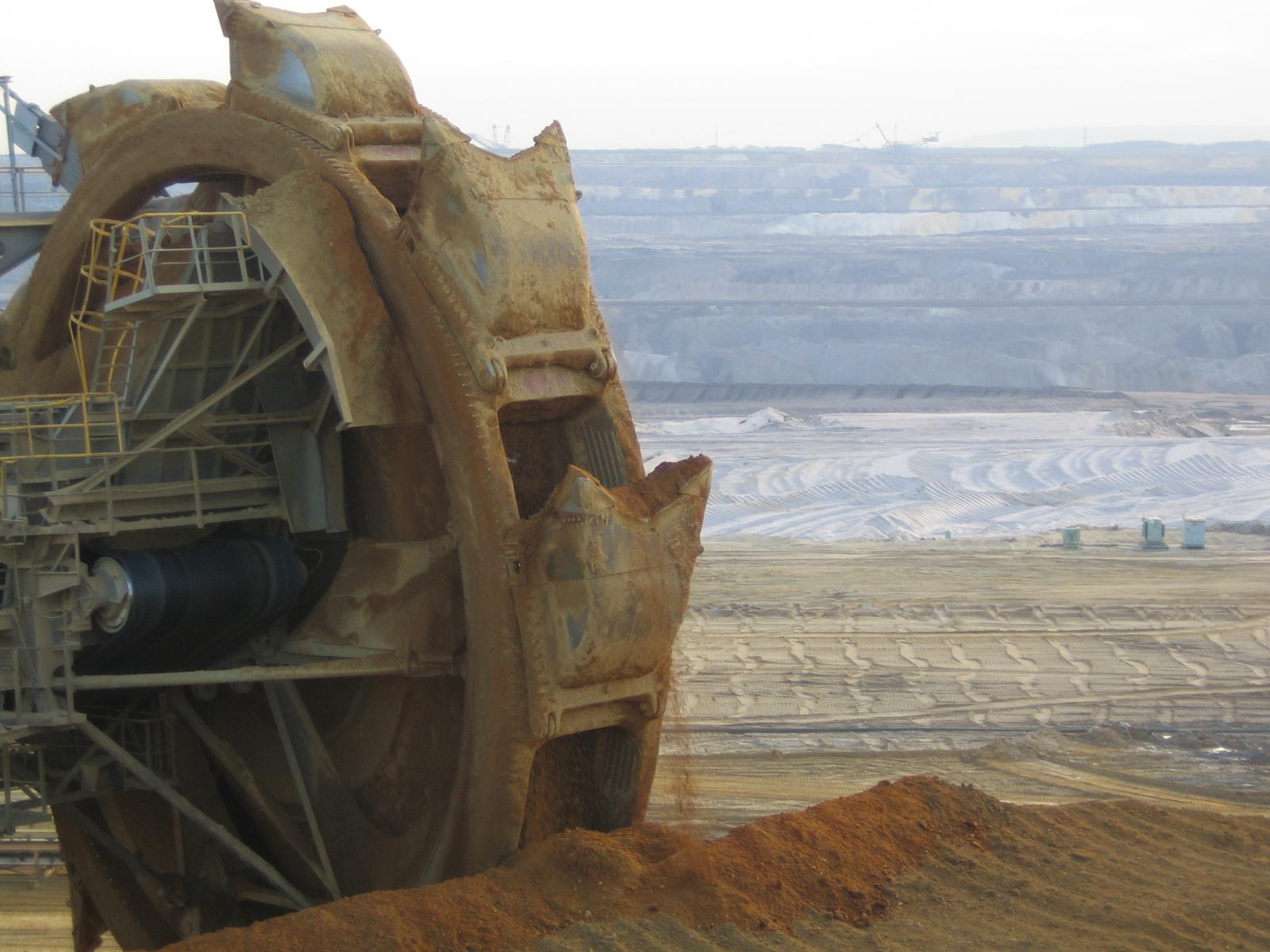 Mining-Operation