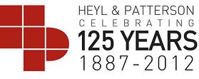 H&P 125th Logo