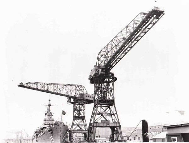 H&P Hammerhead Cranes
