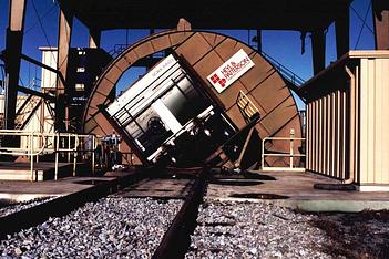 Rotary Railcar Dumper