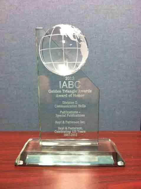 Golden Triangle Award